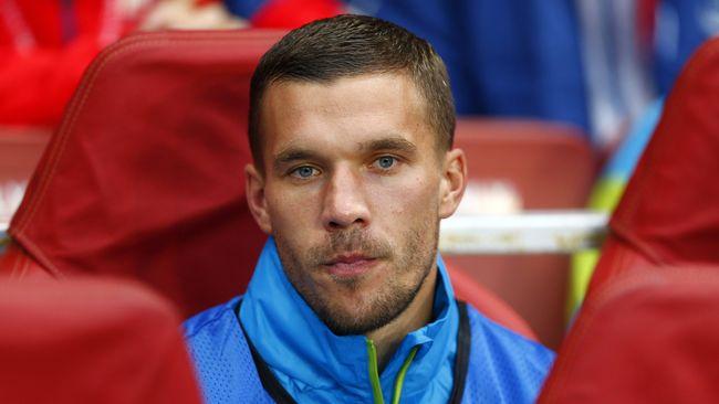 Survei Transfer Januari: Lukas Podolski Kedua Terburuk