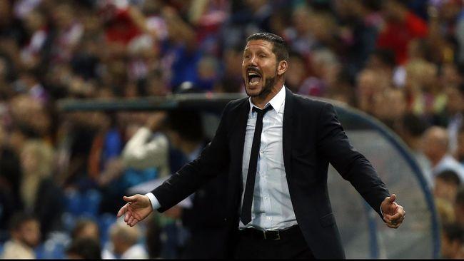 Atletico Madrid Lagi-Lagi Bermain Imbang Di La Liga Spanyol