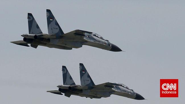 Doktrin Jet Tempur: Menang di Udara, Darat Digenggam