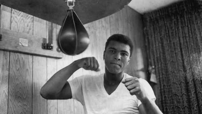 Empat Dekade Pukulan Terbaik Muhammad Ali