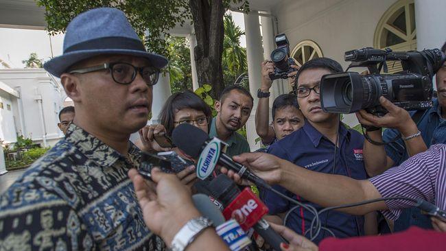 Alamaaak... Sekretaris Kabinet : 25 Tahun Lagi Jakarta Lancar Luar Biasa