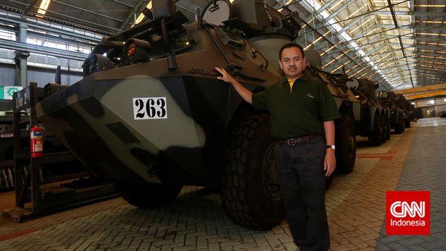 Jokowi Kunjungi PT Pindad dan PT DI Hari Ini