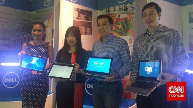 Pasar Komputer Indonesia Masih Seksi Bagi Dell