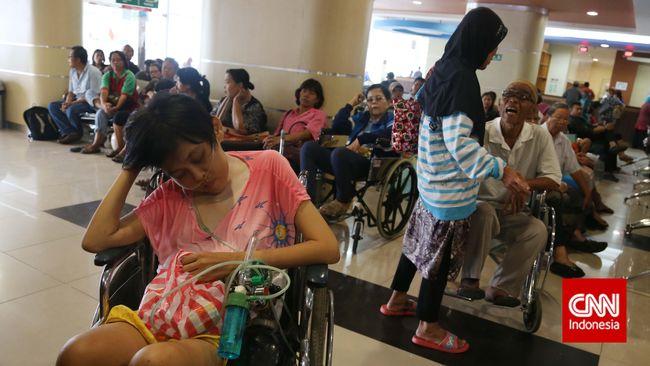 Jokowi: Kalau Cuma Flu, Jangan ke Rumah Sakit