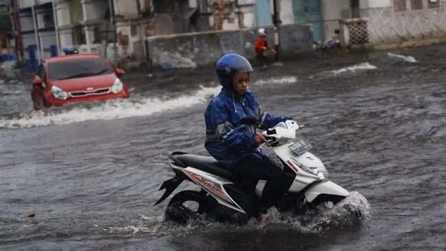 Banjir Ancam Jakarta Dua Bulan Lagi
