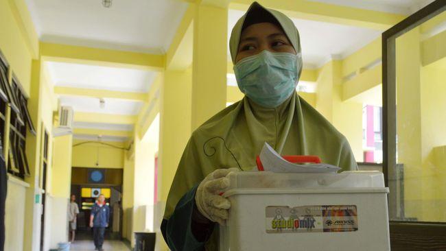 TKI Madiun Kediri Dinyatakan Negatif Ebola