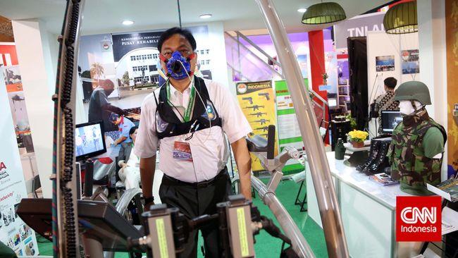 Hari Ini Indo Defence Expo Dibuka untuk Umum
