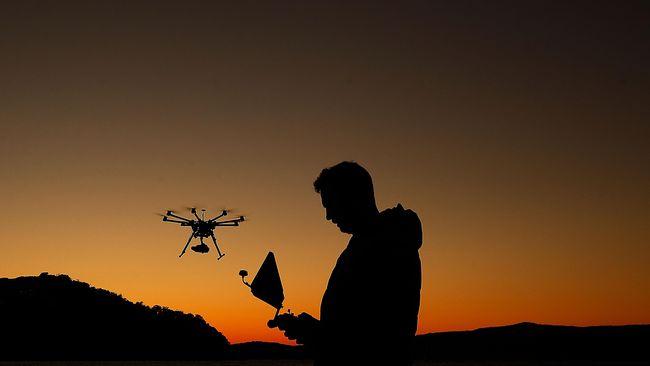 Intel Akuisisi Perusahaan Drone Jerman