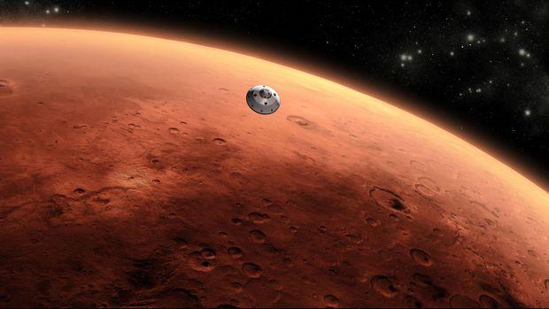 Curiosity, Penyelidik Kehidupan Mars
