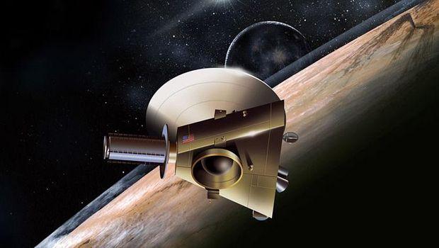 New Horizon, Bakal Jadi Tamu Pertama Pluto