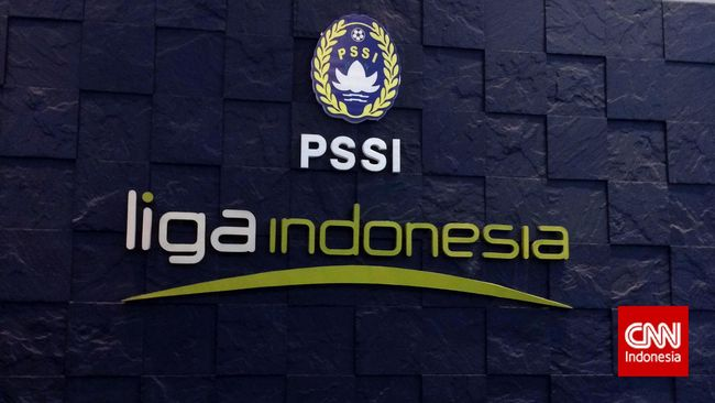 ... Indonesia, PT Liga pun tak bisa berbuat apa-apa.(CNN Indonesia/Dika