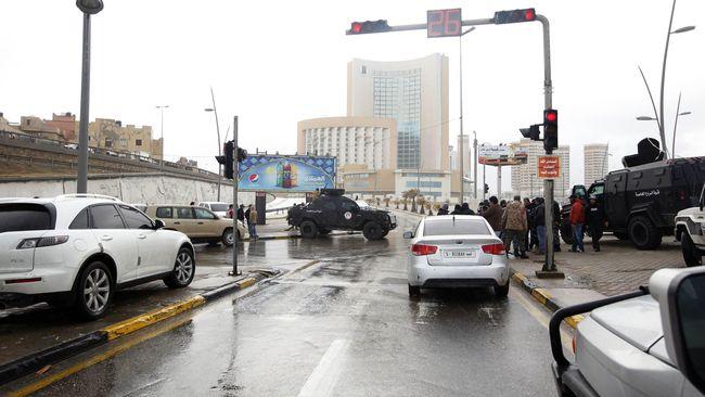Garuda Militer: [World] Simpatisan ISIS Serbu Hotel