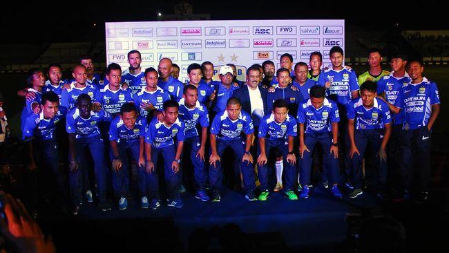 Persib Bandung Raih Pujian Paling Tertib dari AFC