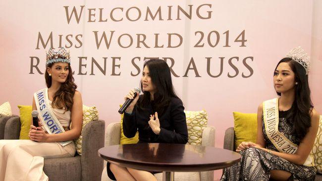 Indonesia Kembali Menjadi Tuan Rumah Miss World 2016