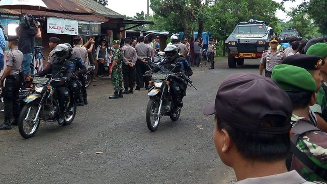 12 Jalan Tikus Di Jakarta Nyang Udeh: Kejagung Tak Percaya Ada 27 Jalan Tikus Menuju Nusakambangan
