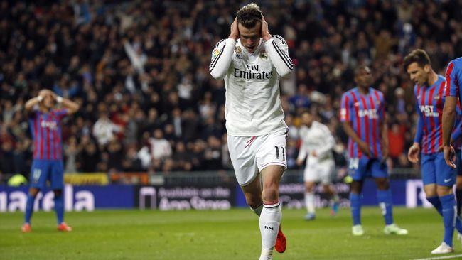 Bale Penting Seperti Ronaldo di Real Madrid