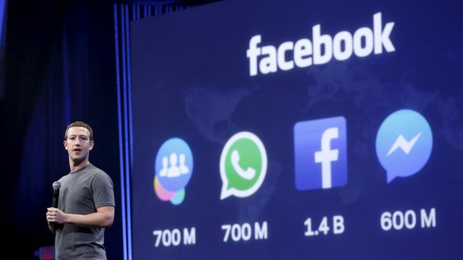 Image result for WhatsApp Serahkan Data Anda ke Facebook