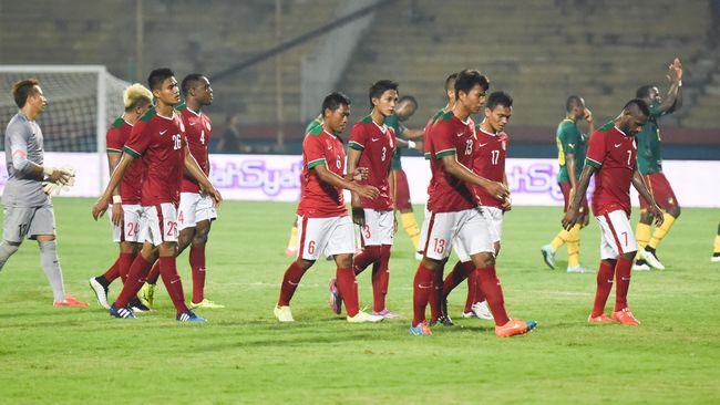 Indonesia Menang Tipis Atas Myanmar 2-1
