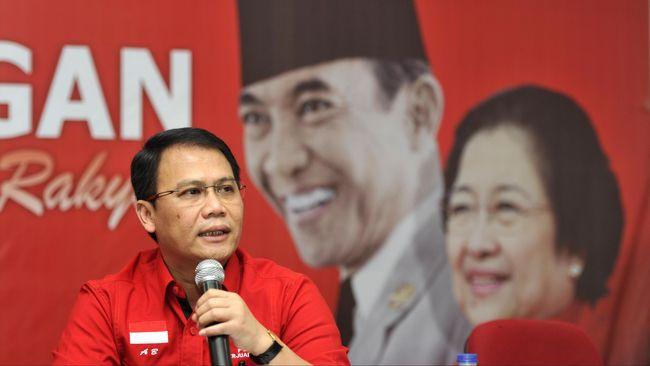 PDIP Indikasikan Kubu Prabowo Bisa Masuk Kabinet Kerja