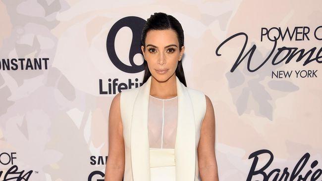 Mengintip Menu Makanan Kim Kardashian Sehari-hari