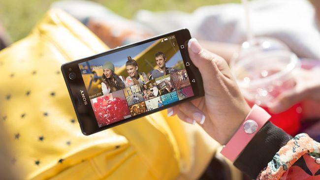 Sony Xperia C4 Diklaim Juaranya Ponsel Selfie