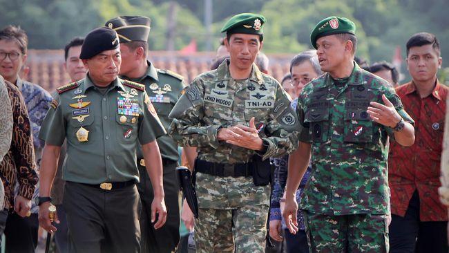 Patuh Perintah Panglima Tertinggi, TNI Batal Beli Heli VVIP