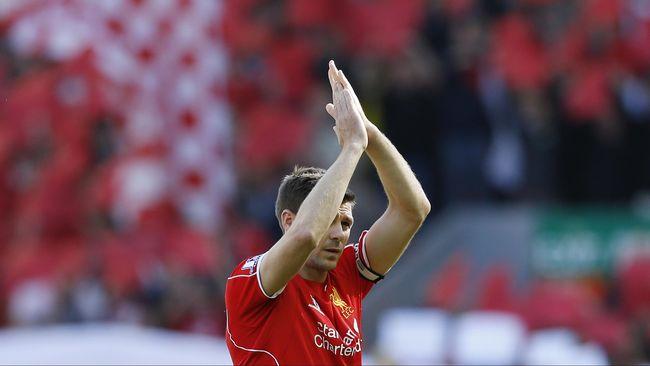Klopp: Gerrard Akan Jadi Manajer Hebat