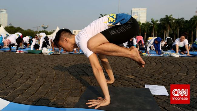 Four Style Yoga For Men Who Got Erection Problem