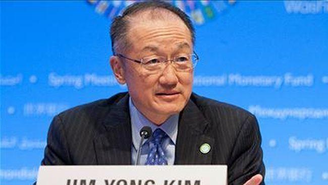 Bank Dunia Proyeksi Ekonomi Dunia Tumbuh 2,7 Persen