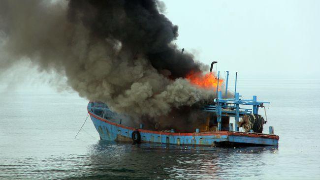Kebijakan Menteri Susi Bikin Perusahaan Ikan China Rugi Besar