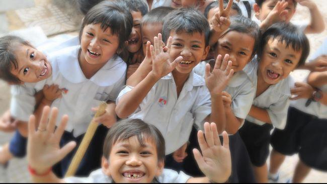 Gubernur Ganjar: 'Full Day School', Jangan Bikin Anak Stres