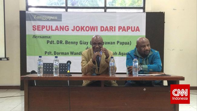 Masyarakat Papua Anggap Aparat Punya Andil Dalam Separatisme
