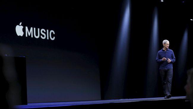 Review Kehadiran Apple Music di iOS 8.4