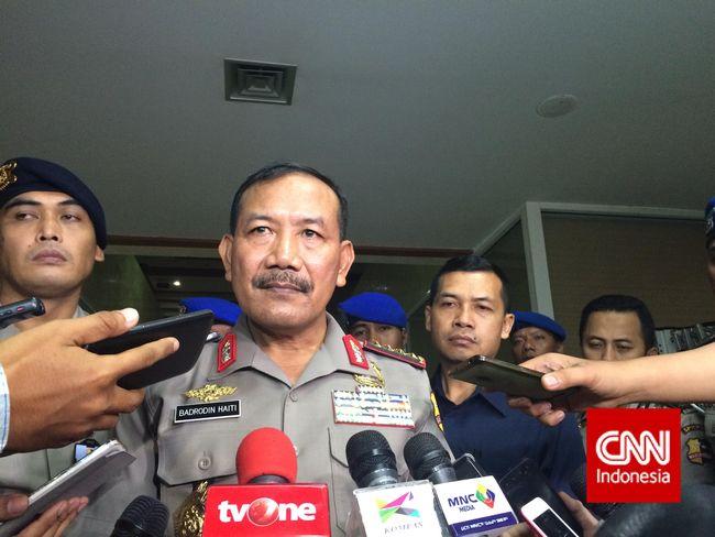 Serang Indonesia  City pictures : Kapolri Sebut ISIS Ancam Serang Indonesia