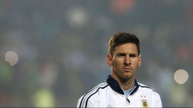 Lionel Messi: Kami Pantas Dapat Gelar