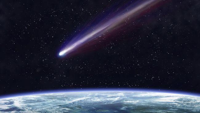 Lapan Pastikan Ada Meteorit Jatuh di Bengkulu