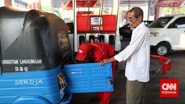 Jakarta CNN Indonesia Kementerian Energi dan Sumber Daya Mineral bakal menerbitkan peraturan baru terkait kebijakan pemasangan dispenser gas di dalam Stasiun Pengisian
