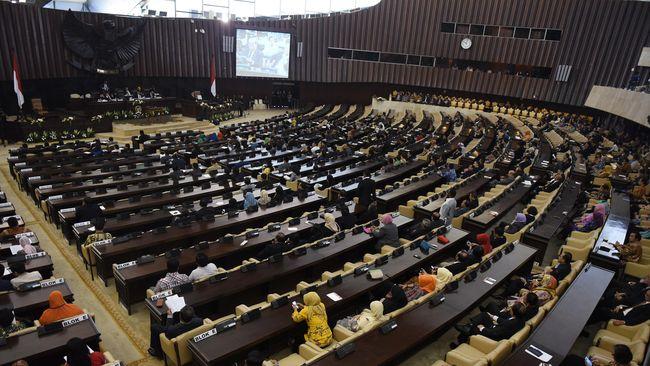 Menimbang Asas Proporsionalitas dalam Alokasi - Jakarta CNN Indonesia Kesepakatan Panitia Khusus Rancangan Penyelenggaraan Pemilu dan pemerintah menambah kursi anggota DPR dari menjadi meninggalkan