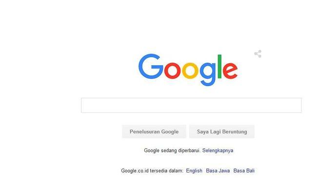 Perubahan Logo Google dari Masa ke Masa