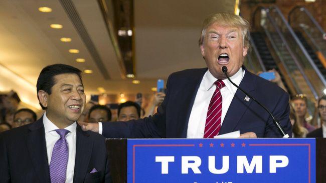 PBNU: Kubu Trump Lebih Keras terhadap Dunia Islam