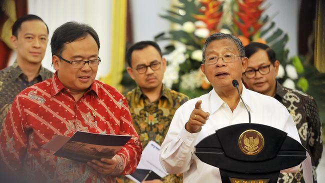 Jokowi: Paket Kebijakan Tahap II 'Nendang' Bagi Pengusaha