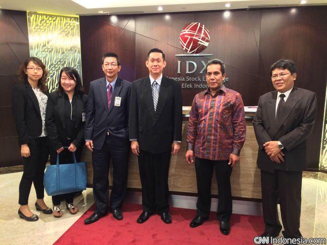 Kepincut Proyek Jokowi, Perusahaan Boiler Atmindo akan IPO