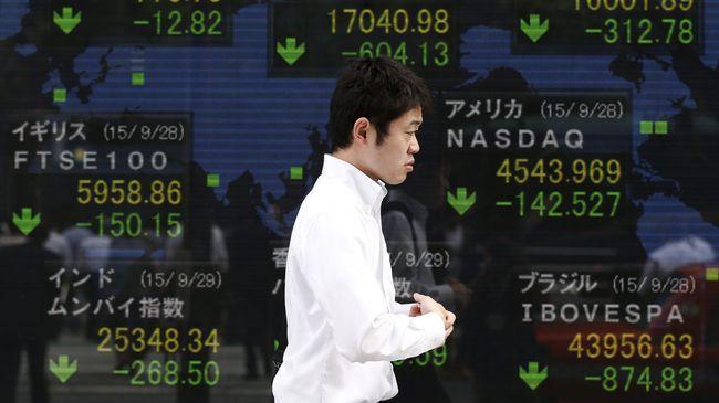 Mayoritas Bursa Asia Kompak Menguat di Awal Pekan