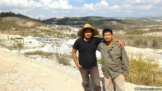 Perjalanan Relawan Indonesia Antarkan Rp22 M ke Suriah