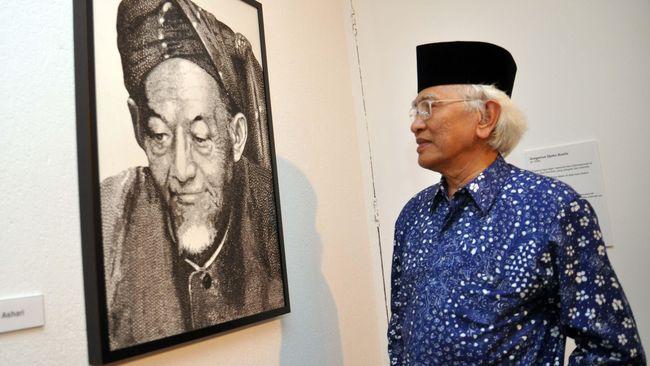 Gus Mus Sebut Kasus Ahok 'Digoreng' dengan Catut Agama