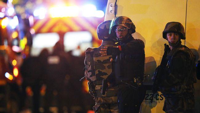 #PrayForParis,  Doa Warga Dunia untuk Perancis