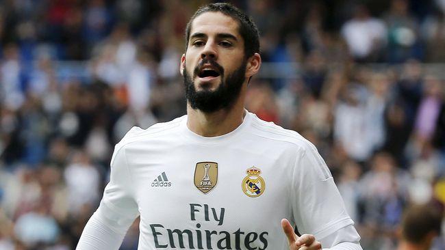 Zidana Tak Khawatir Isco Pergi dari Madrid