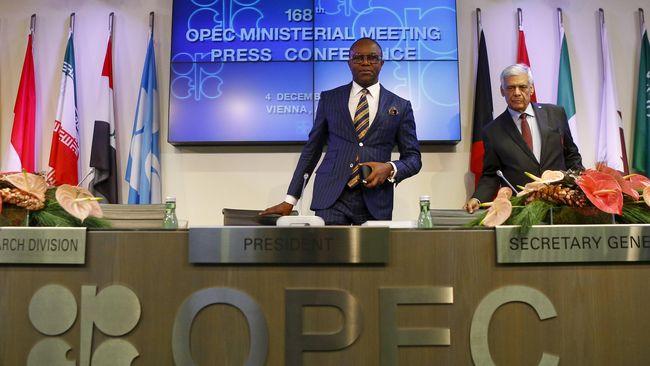 Harga Minyak Anjlok, Pemangkasan Produksi OPEC Divonis Gagal