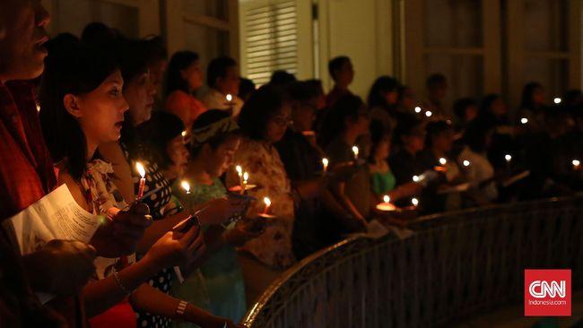 Kebaktian Natal di Bandung Dibatalkan Ormas Keagamaan