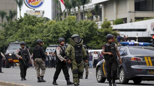 Teror Bom Sarinah, BIN Gagal Lakukan Deteksi Dini
